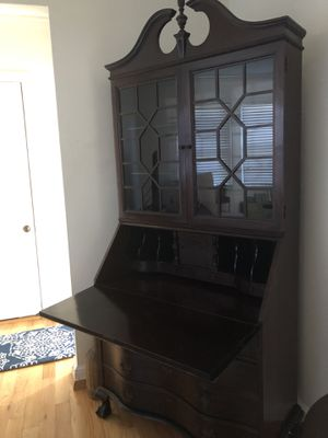 Antique Mahogany Secretary for Sale in Alexandria, VA