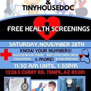 ‼️FREE‼️ Health Fair TODAY for Sale in Tempe, AZ
