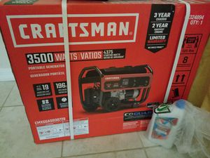 Craftman generator for Sale in Haines City, FL
