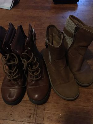 Size 11 girls boots for Sale in Lexington, KY