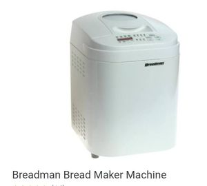 Bread maker (Great condition, only used twice) for Sale in San Diego, CA