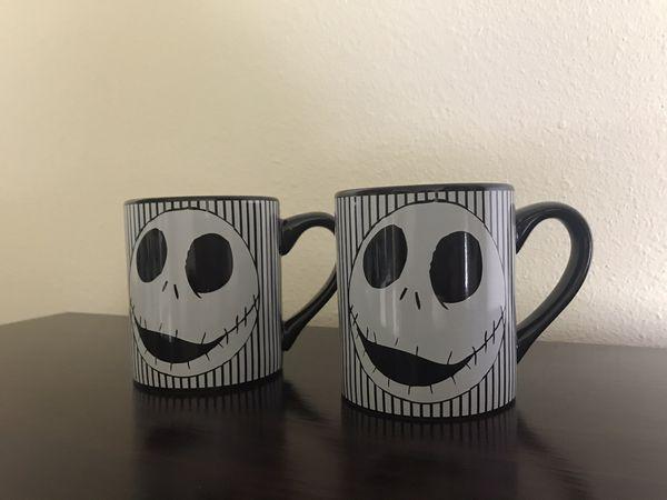 Jack Skellington Set of 2 Mugs