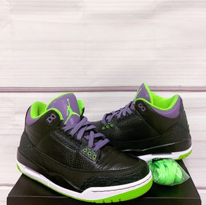 Jordan 3 Retro 'Joker' ⭐️150 | Size 10 for Sale in Vienna, VA
