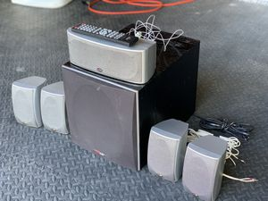 Polk Audio 5.1 surround sound system - GREAT DEAL! for Sale in Portland, OR