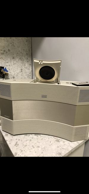 bose acoustic wave for Sale in Miami, FL