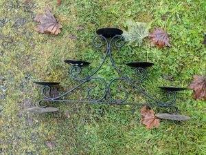 5 candle holder for Sale in Puyallup, WA