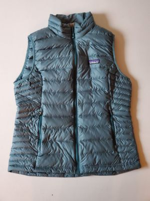 Patagonia Women's Down sweater vest medium for Sale in Burien, WA