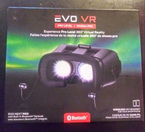 EVO virtual reality 360 Wireless Headset for Sale in Gaithersburg, MD