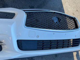 Infiniti Q50 Front Bumper Complete QAA for Sale in Rancho Cordova,  CA