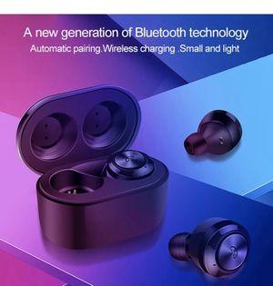 Air Twins A6 Bluetooth 5.0 Earphone Wireless Headphone Waterproof Gaming Headset for Sale in Skokie, IL