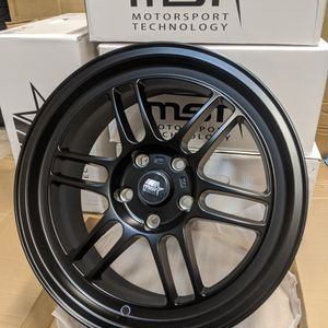4 New 17x7.5 MST 5x114.3 Wheels Rims for Sale in Laurel, MD