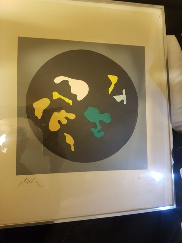 Eerp art, signed and numbered
