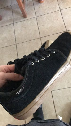 Old school vans pro size 9.5 for Sale in Hemet, CA