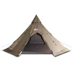 Luxe 8P Tipi Hot Tent for Sale in Sacramento,  CA