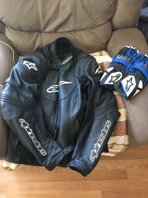 Alpine stars Motorcycle jacket for Sale in Des Plaines, IL