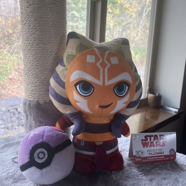 Star Wars And Pokémon Plush