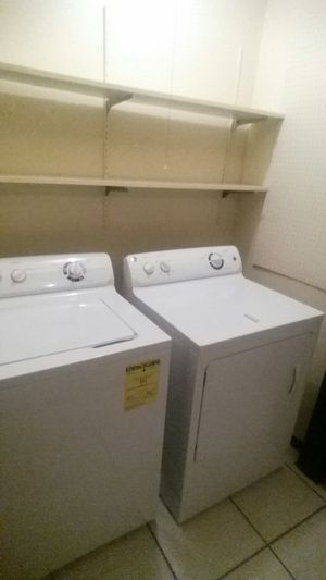 General Electric/Washer and Dryer for Sale in Fort Worth, TX