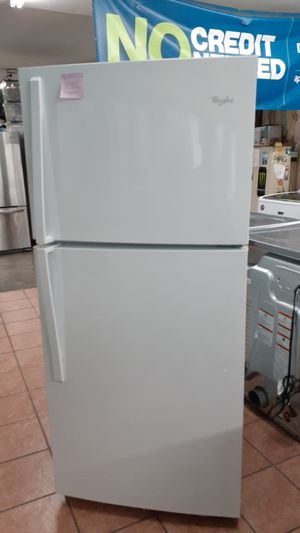 Whirlpool refrigerator top and bottom for Sale in Huntington Park, CA