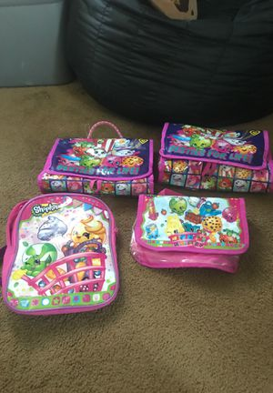Shopkins bag lot for Sale in Pittsburgh, PA