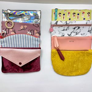 8 Ipsy Makeup Bags for Sale in Kolin, LA