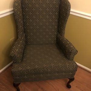 Broyhill Green Arm Chair for Sale in Randallstown, MD