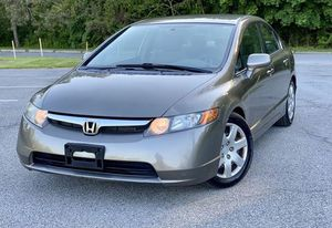 2007 Honda Civic LX for Sale in Gaithersburg, MD