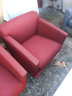 TWO MATCHING CHAIRS for Sale in Tampa, FL