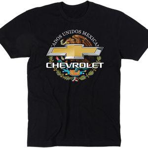 Chevy Chevrolet single cab short bed Cheyenne gmc Denali Sierra pemex trailblazer ls2 ls3 454 Ss 350 Ss billets turbo truck z71 Tshirt for Sale in Garden Grove, CA