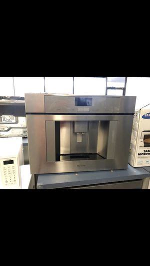 Open Box/Floor Model Thermador Built in full automatic coffee machine for Sale in Dublin, CA