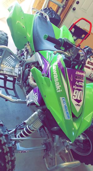 Kawasaki race quad for Sale in San Angelo, TX