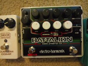 EHX Battalion Bass Preamp DI for Sale in Auburn, WA