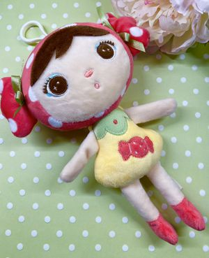 Metoo Plush Candy Girl Doll for Sale in Dunnellon, FL