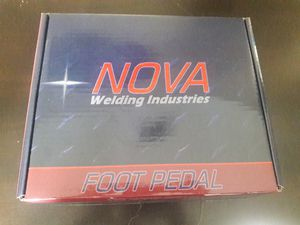 NOVA TIG Welding Foot Pedal, AHP Welders, 7-Pin Plug, for Sale in Victorville, CA