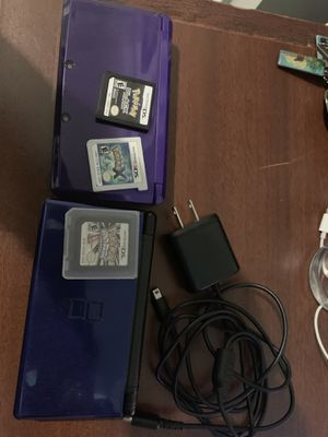 Nintendo ds and 3ds bundle for Sale in Temple, GA
