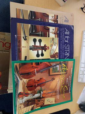 Violin Music Books for Sale in San Mateo, CA