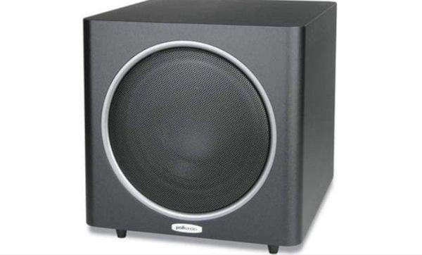 Polk Audio powered subwoofer 100 watt