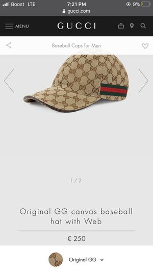Gucci hat for Sale in Columbus, OH