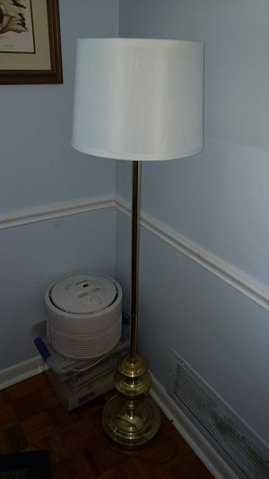 Two floor lamps for Sale in Jacksonville, FL