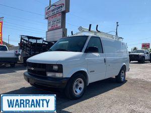 2002 Chevrolet Astro Cargo Van for Sale in St.Petersburg, FL