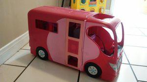 Barbie Sister Pop Camper RV/Van for Sale in Las Vegas, NV