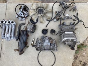 Mazda RX7 FC fuel injection and engine parts for Sale in Simi Valley, CA
