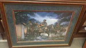 Historical Civil War painting for Sale in Leesburg, VA