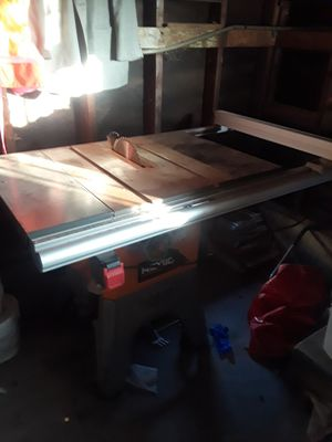 Table Saw 10inch Rigid for Sale in Los Angeles, CA