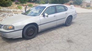 Chevy impala 2002 for Sale in Moreno Valley, CA