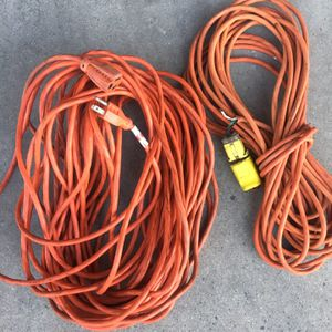 Extension cords for Sale in Corona, CA