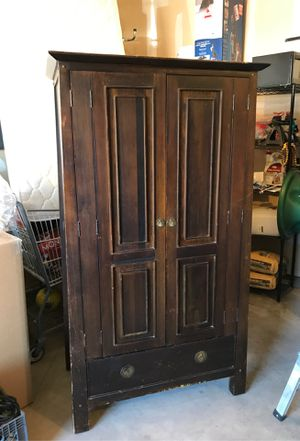 Pier One Cabinet/ Hutch for Sale in Pueblo West, CO