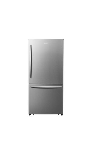 Hisense 17.1-cu ft Counter-depth Bottom-Freezer Refrigerator (Stainless Steel) ENERGY STAR( all brands available) for Sale in Lexington, KY