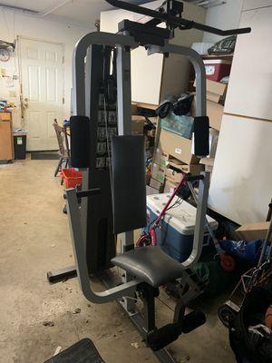 Weider 245 weight machine for Sale in Gresham, OR