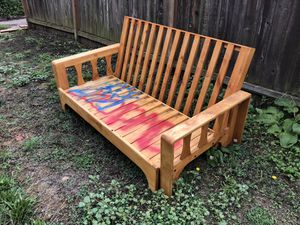 Free Futon for Sale in Portland, OR
