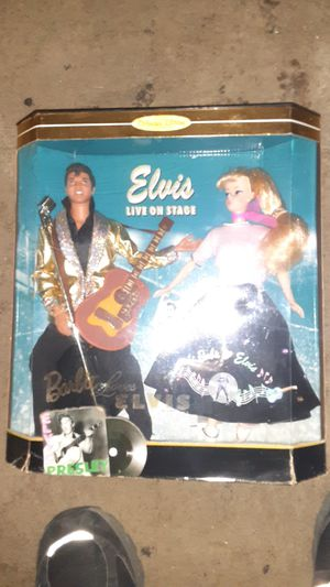 Barbie Loves Elvis Collectible Dolls for Sale in Baltimore, MD